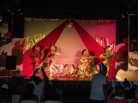 Hotel Yalmakan: Fiesta año nuevo