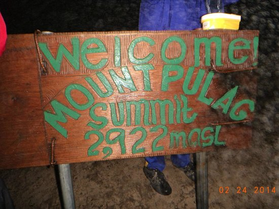 Mt. Pulag National Park: At the Summit