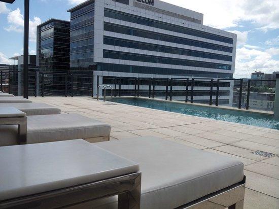 Emporium Hotel: Pool