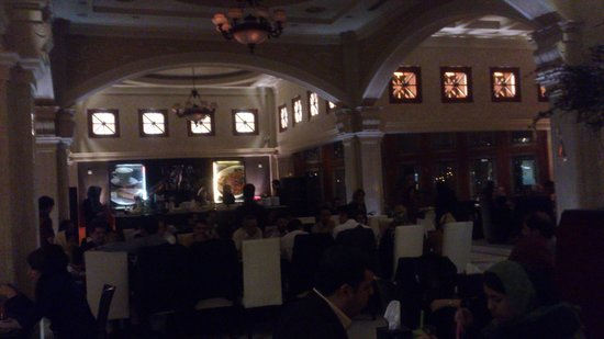 Tamasha : A night in the restaurant