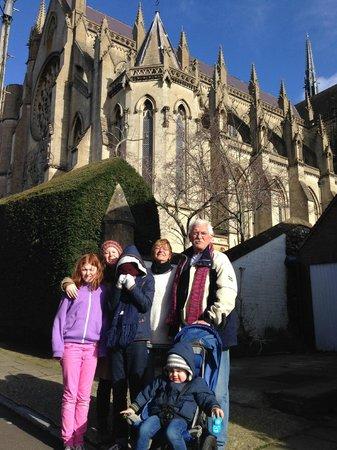 Arundel Cathedral: Catedral de Arundel