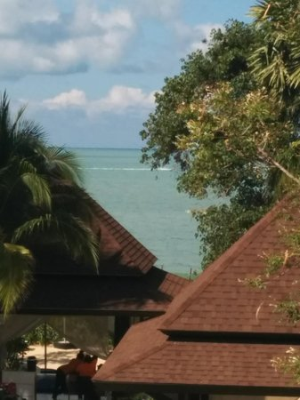 ibis Samui Bophut : View from the room