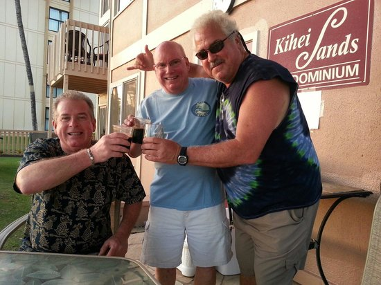 Kihei Sands Beachfront Condominiums: Great time