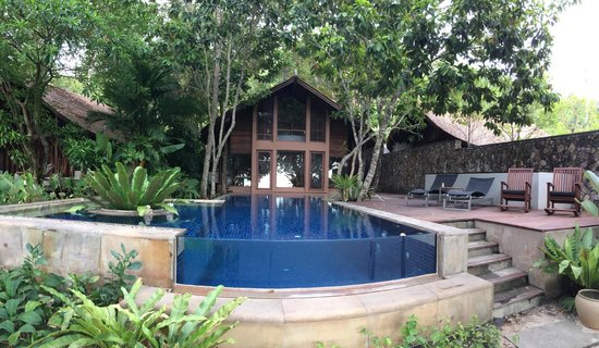 The Tubkaak Krabi Boutique Resort: Our Villa