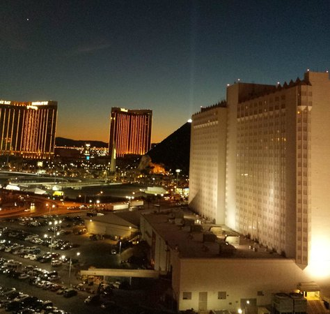Hooters Casino Hotel : Excelente Vista desde la habitacion