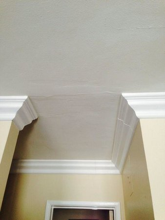Villa Motel : Crown Moulding