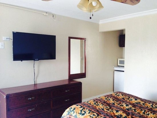Villa Motel : Weekly Renovated room