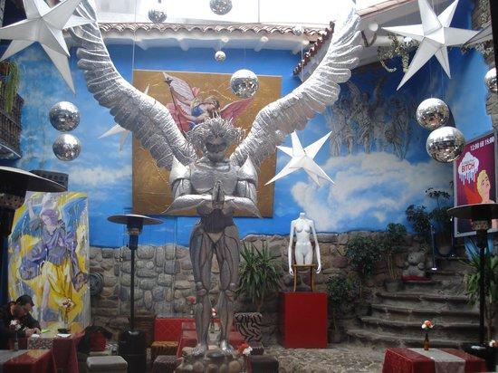 The Guest House at Fallen Angel : fallen angel