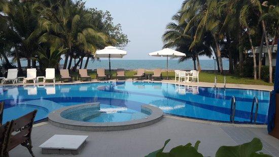 Dune Hua Hin: pool