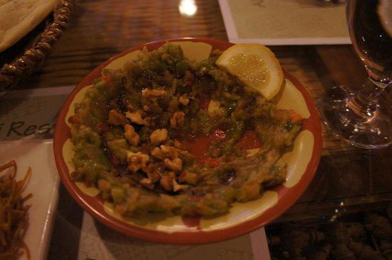 Al Adhamiyah Iraqi Restaurant: ババガヌーシュ