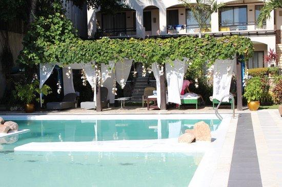 Le Soleil de Boracay : Pool