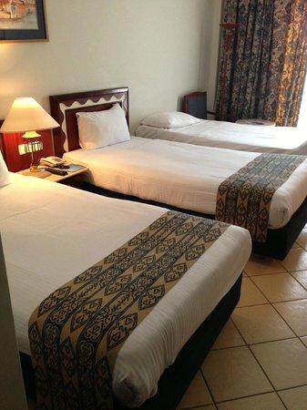 Concorde El Salam Hotel: Clean nice sized rooms