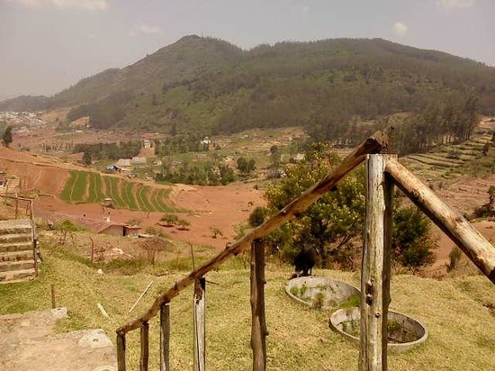 Sabol Holiday Resorts : View from Balcony