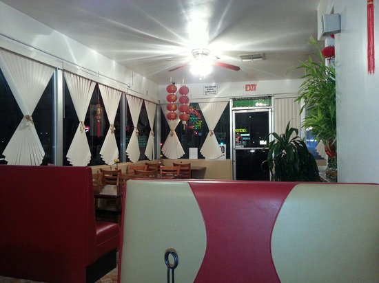 Top 100 Chinese Restaurant : Cozy inside))
