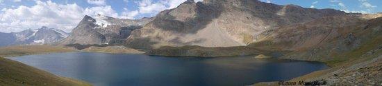 Gran Paradiso National Park: Lago Rosset