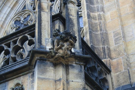 Veitsdom (Chram svatého Víta): классика готики