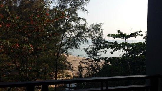 Pullman Phuket Arcadia Naithon Beach: View from room,.