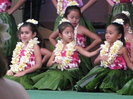 Kaanapali Beach Hotel: Nightly Hula Show