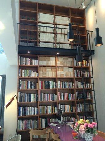Hotel La Casa Seoul : Der stylische Lobbybereich