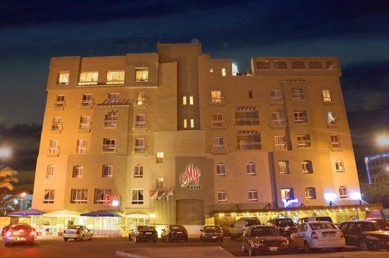 마이 호텔