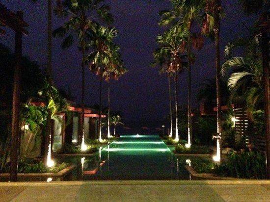 Haven Resort: ホテルのロビー