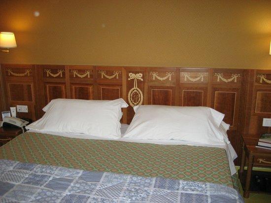 Grand Hotel la Pace: Room