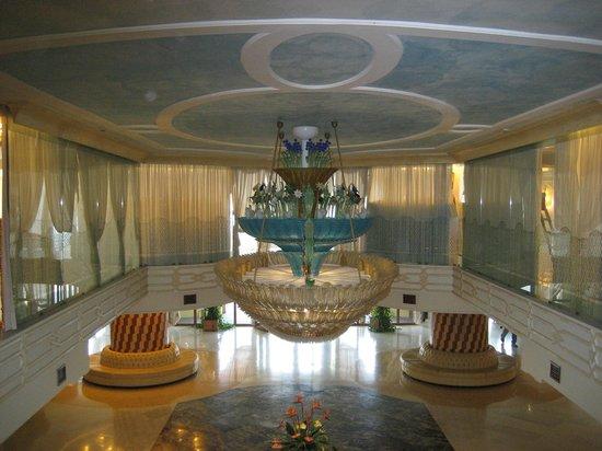 Grand Hotel la Pace: Foyer