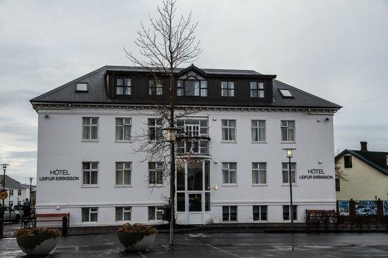 Hotel Leifur Eiriksson : Hotel Leifur Ericsson