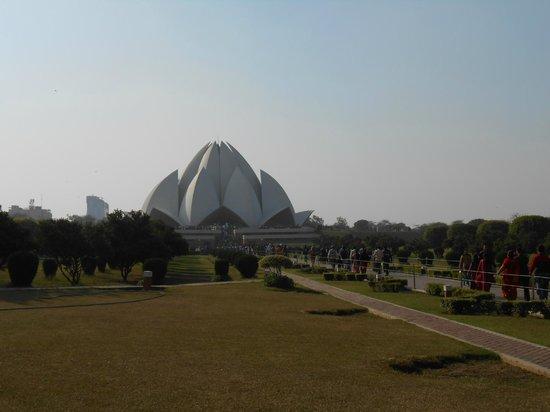 Bahai Lotus Temple: 1