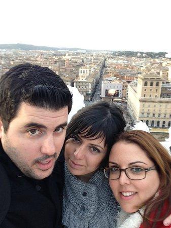 I Giardini del Quirinale: Rome!
