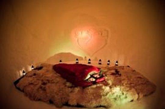 Iglu Village: Sleeping igloo