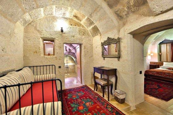 Taskonaklar : Unique rooms and suites