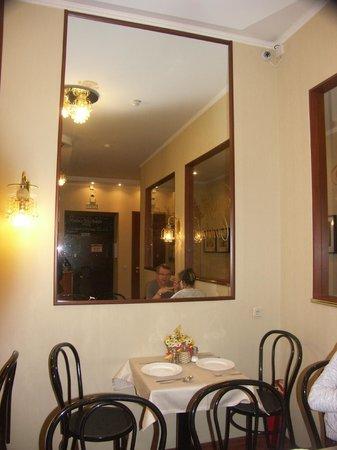 Nevsky Contour Hotel: зал для завтраков
