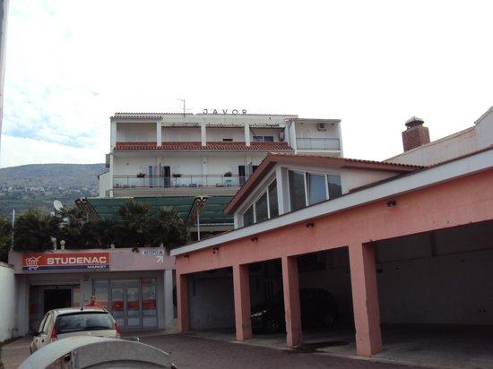 Villa D'Vine : Апартаменты Javor