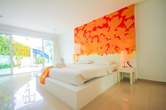 The Magnolias Pattaya Boutique Resort: Guest Room
