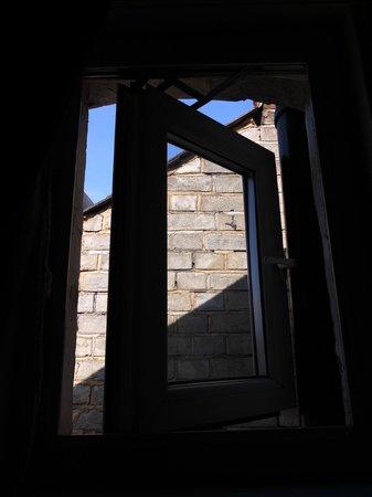 Euro Hotel Clapham : 部屋からの眺め