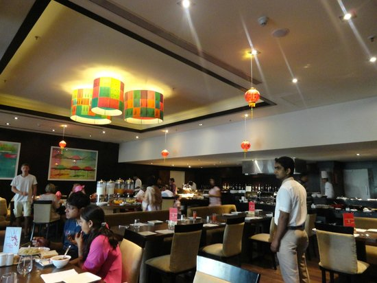 Hard Rock Hotel Goa: Dining Area