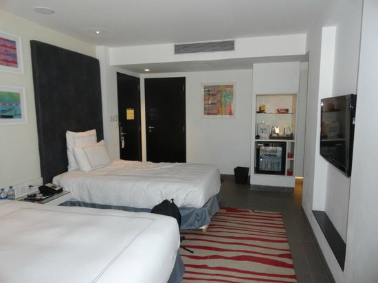 Hard Rock Hotel Goa: ROOM View 2