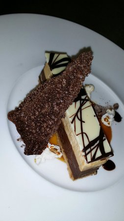 Market Bistro: Chocolate dessert