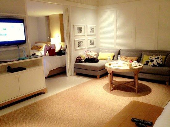 Amari Hua Hin: ห้องFamily suite