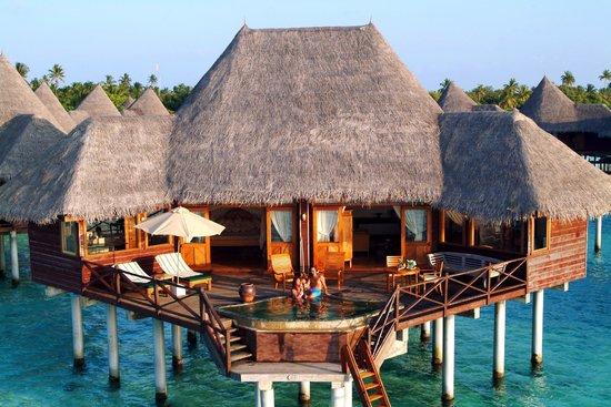 Maldives Water Villa Pas Cher