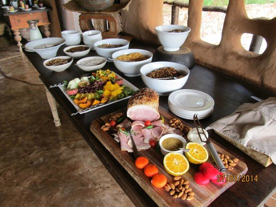 Garonga Safari Camp: Breakfast