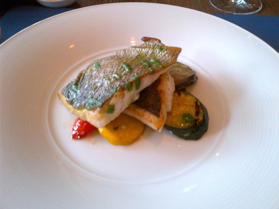 The Opposite House: Sea Bass