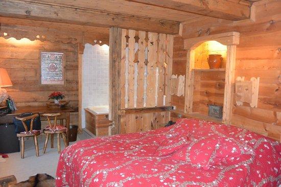Les Chalets-Hotel de la Croix-Fry: chambre