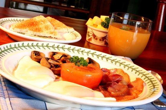 Tamboti Ridge Bed & Breakfast: Wholesome farmstyle breakfasts made with care