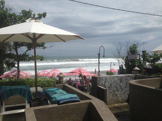Pelangi Bali Hotel: индийский океан