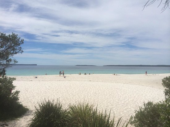 Huskisson Bed and Breakfast: Hyams Beach