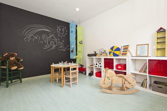 Apartamentos Marfina : Juegos infantiles