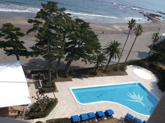 Izu-Imaihama Tokyu Hotel: 部屋からの眺め