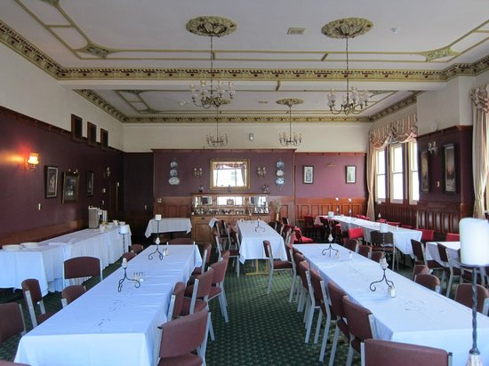 The Grand Hotel: Functions room